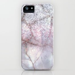 Marble Ombre iPhone Case