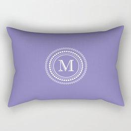 The Circle of  M Rectangular Pillow