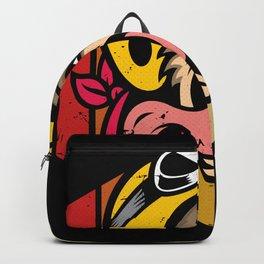dog rider Backpack