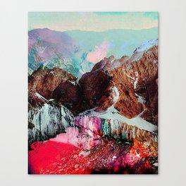 Untitled 20110310e (Landscape) Canvas Print