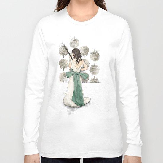 A Shotgun Kind of Wedding Long Sleeve T-shirt