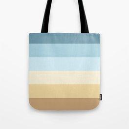striped pattern Tote Bag