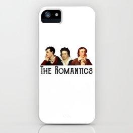 The Romantics iPhone Case