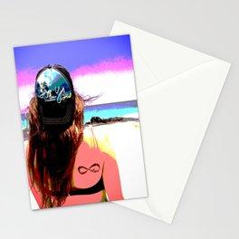 Sea Ya Stationery Cards