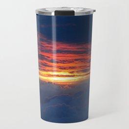 Sunrise on Station 8.5 Travel Mug
