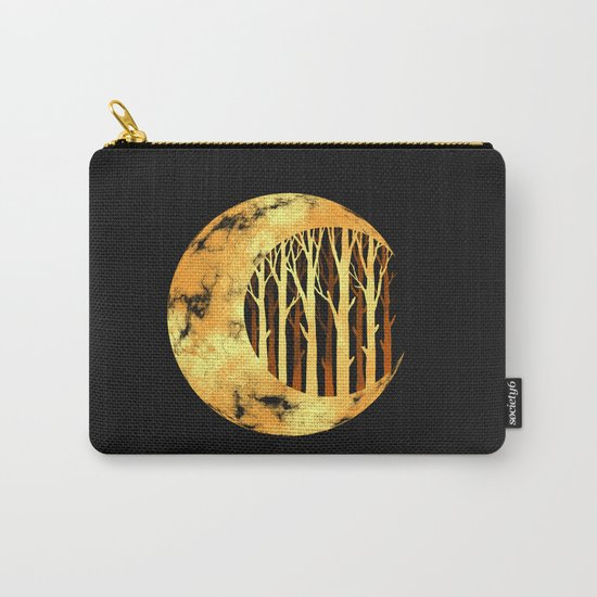 Nature moon Carry-All Pouch