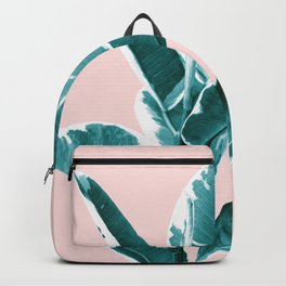 Ficus Elastica Finesse #2 #tropical #foliage #decor #art #society6 Backpack