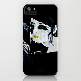 Dark Cupid iPhone Case