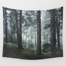 Path Vibes Wall Tapestry