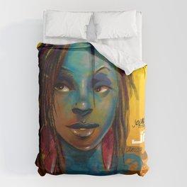 Afro Brazilian Duvet Cover