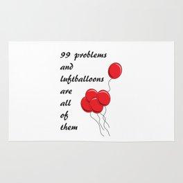 99 Problems Rug