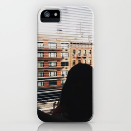 Look Outside iPhone Case