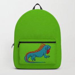 The Phenomenal Iguana Backpack