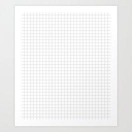 'BASIC' 05 Art Print