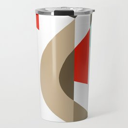 SUISSE - Art Deco Modern: SIXTIES OFFICE Travel Mug