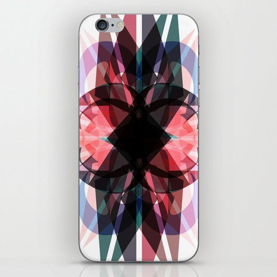 It's Not Over iPhone & iPod Skin