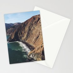 San Francisco Beach. Stationery Cards