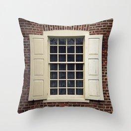 Annapolis Window Throw Pillow
