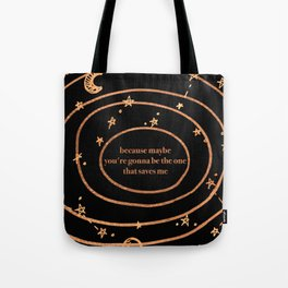 because maybe Tote Bag