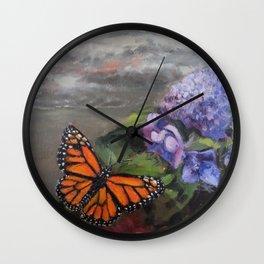 Sea Monarch Wall Clock