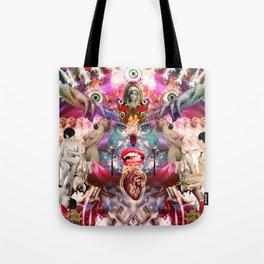 Intergalactic Orgasm Tote Bag