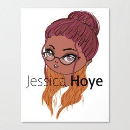 My Autumn Logo Canvas Print