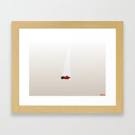 ehm love#5 Framed Art Print