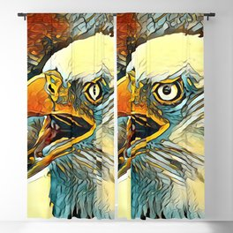 AnimalArt_Eagle_20170601_by_JAMColorsSpecial Blackout Curtain