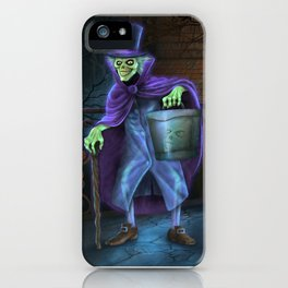 Hatbox Ghost iPhone Case