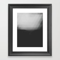 Modern Haze Framed Art Print