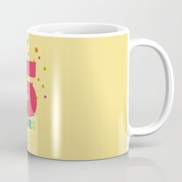 Five Years fifth Birthday Party Lion D0pqm Coffee Mug