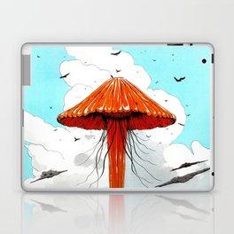 méduse volante #1 Laptop & iPad Skin