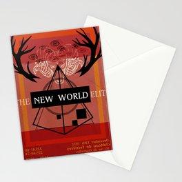 Illuminati Invite Stationery Cards