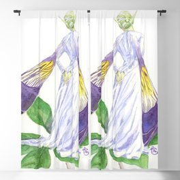 Victorian Faerie Blackout Curtain