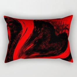 Melting heart Rectangular Pillow