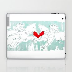 all is full of love Laptop & iPad Skin