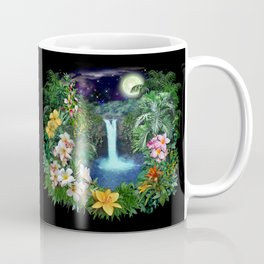 Tropical Nights Coffee Mug