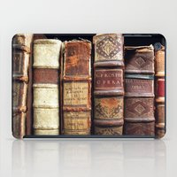 library iPad Cases featuring Library by Mad Marys
