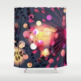 Efflorescence [3] Shower Curtain