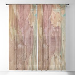 Kolob Sheer Curtain