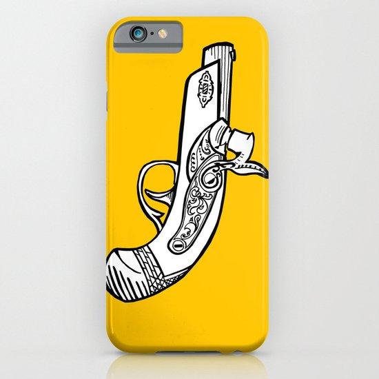 One shot Derringer, one shot gettin ya iPhone & iPod Case