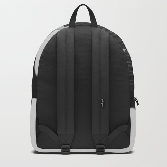 BLACK BUTTERFLY Backpack