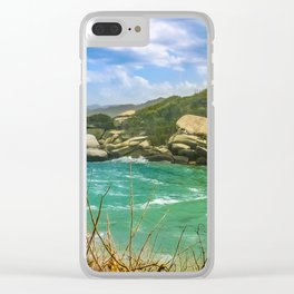 Tayrona National Park, Magdalena - Colombia Clear iPhone Case