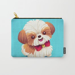 Shih Tzu Love Carry-All Pouch