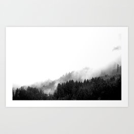 Washington Wilderness Art Print