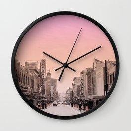 Granville I Wall Clock