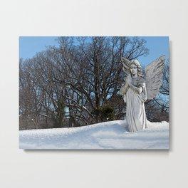 Consoling Angel • Sunshine Metal Print