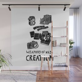 Weapons Of Mass Creation - Photography (clean) Wall Mural