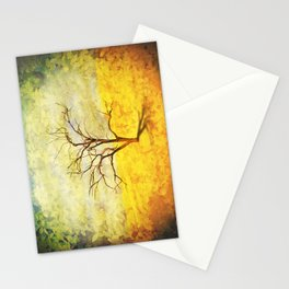 Memories of Leaves Stationery Cards
