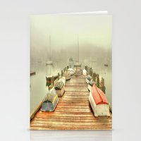 cape cod Stationery Cards featuring Cape Cod Mornings 2 by Raymond Earley